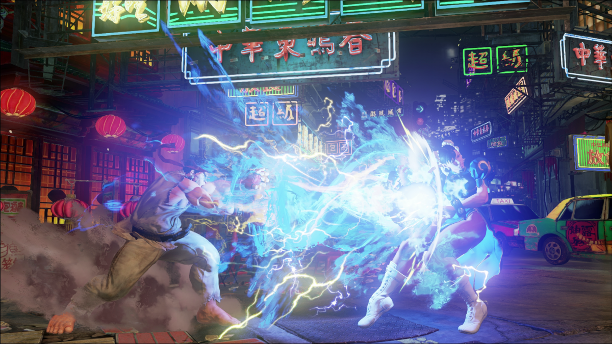 Foto 5 do jogo Street Fighter V – Review