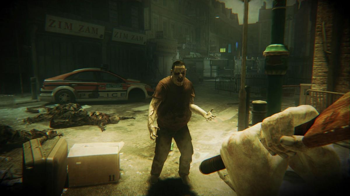 Foto 1 do jogo Zombi
