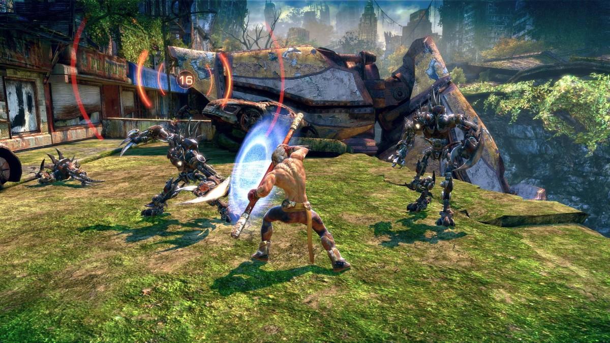 Foto 5 do jogo Enslaved: Odyssey to the West