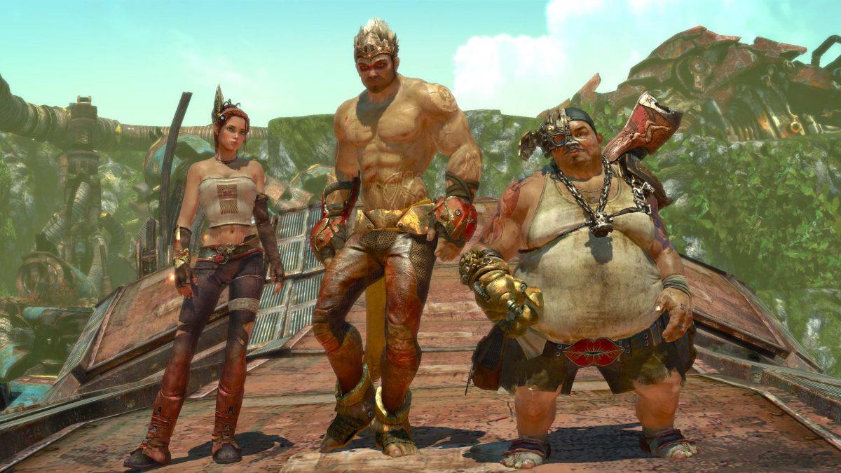 Foto 4 do jogo Enslaved: Odyssey to the West