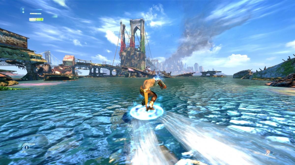 Foto 2 do jogo Enslaved: Odyssey to the West