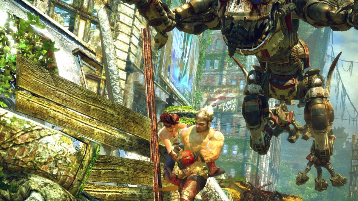 Foto 1 do jogo Enslaved: Odyssey to the West
