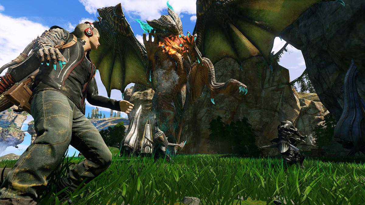 Foto 3 do jogo Scalebound