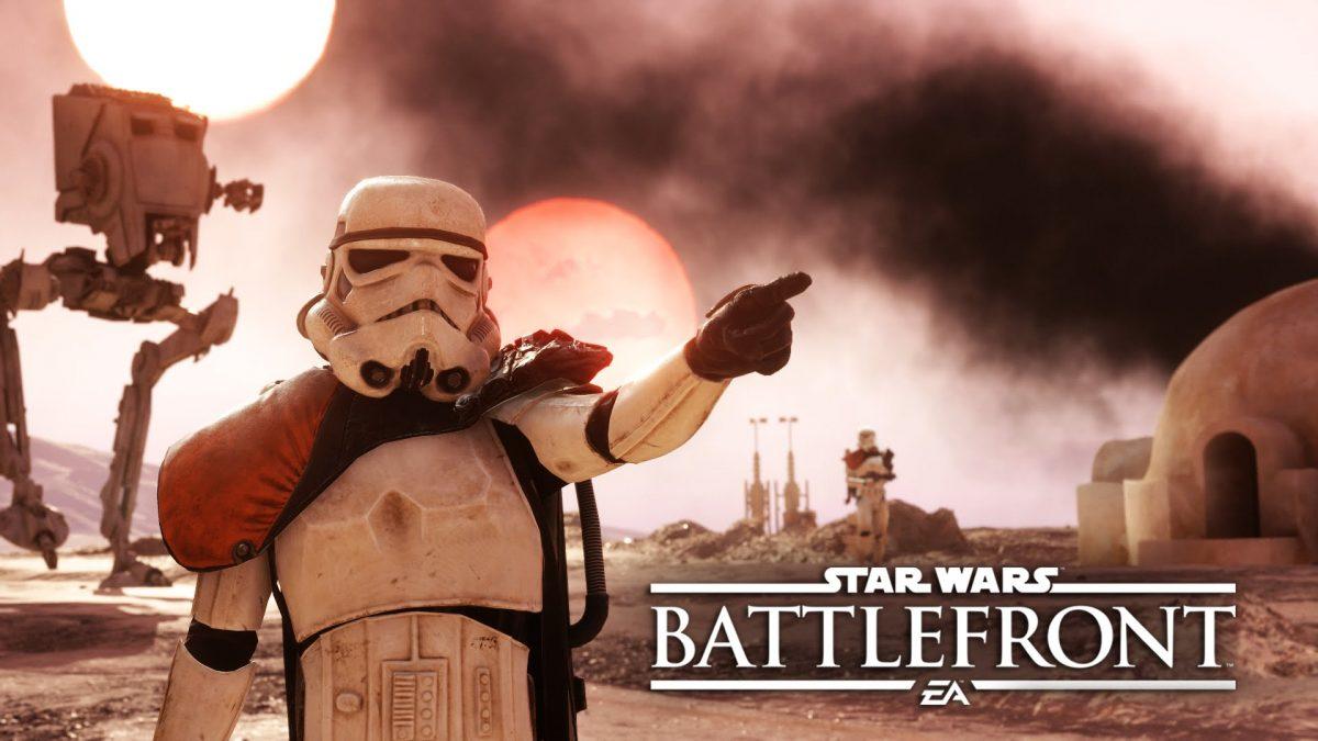 Foto 2 do jogo Star Wars: Battlefront