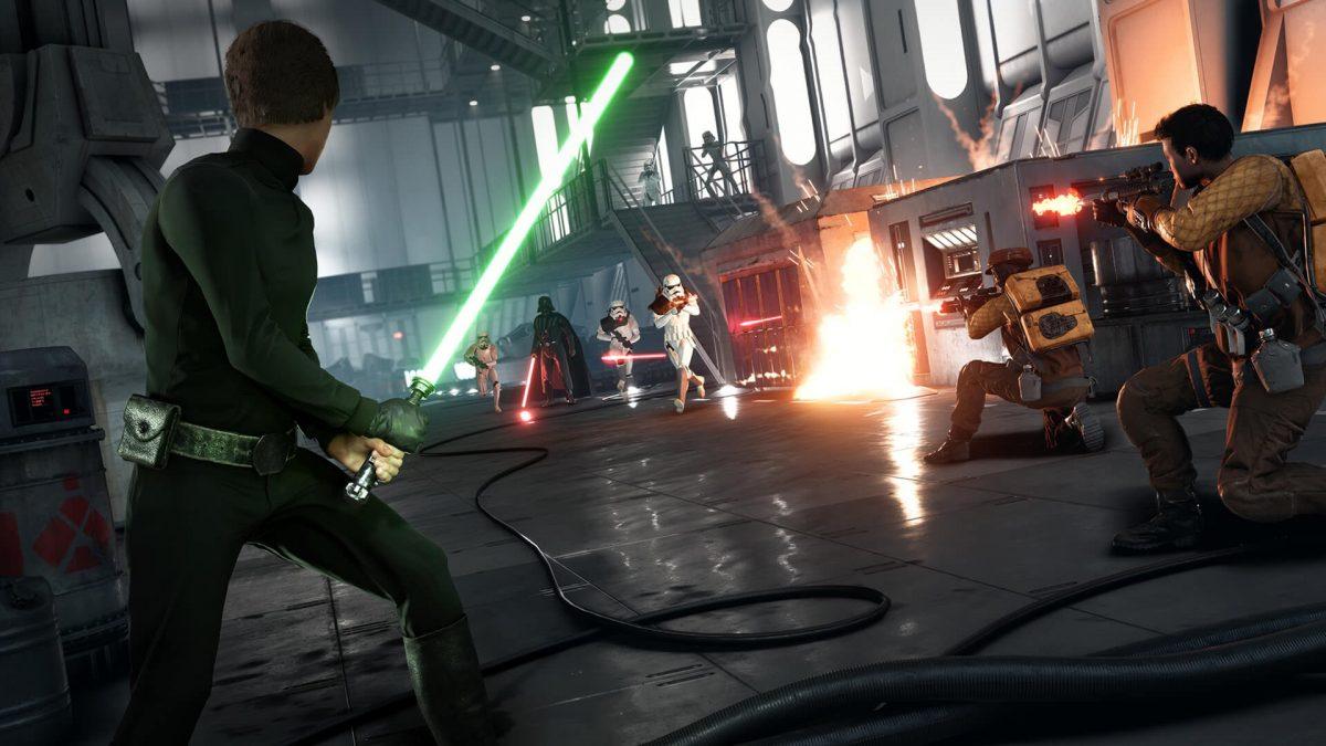 Foto 1 do jogo Star Wars: Battlefront
