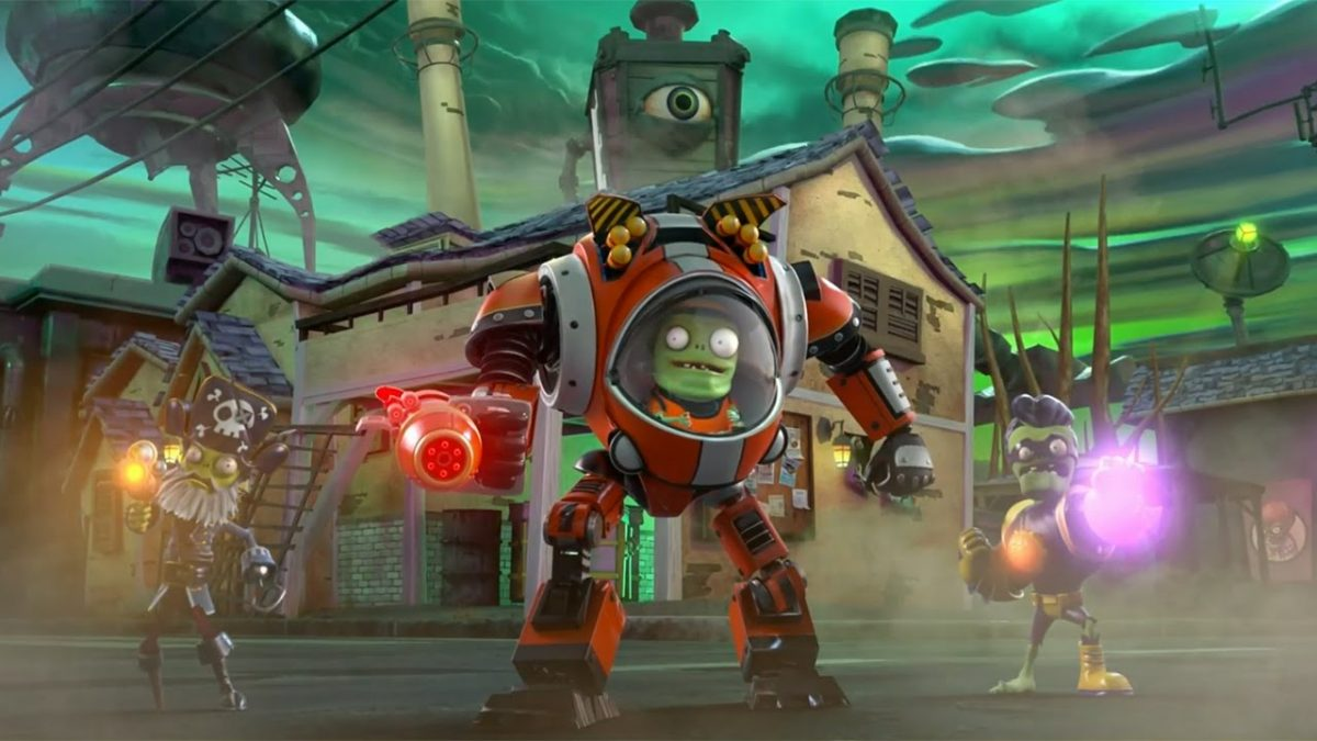Foto 1 do jogo Plants vs. Zombies: Garden Warfare 2