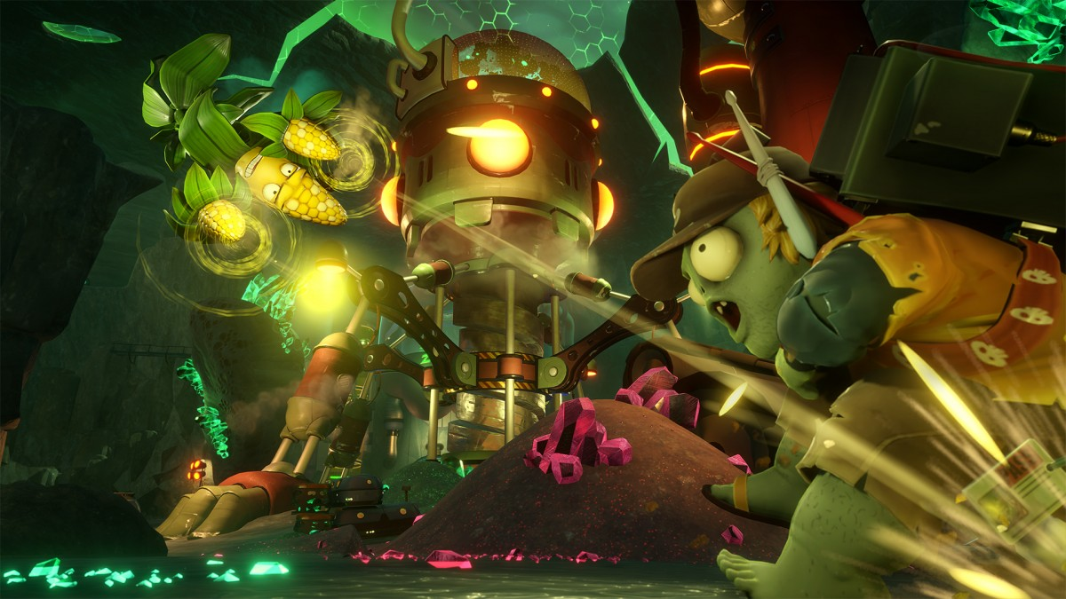 Foto 2 do jogo Plants vs. Zombies: Garden Warfare 2