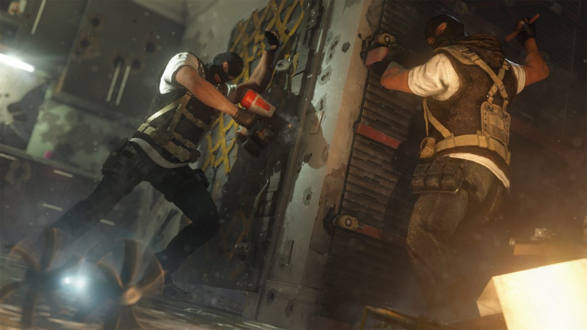Foto 4 do jogo Tom Clancy's Rainbow Six Siege