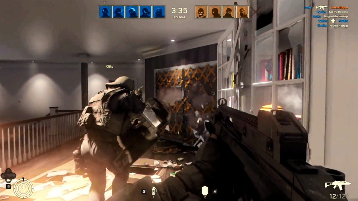 Foto 6 do jogo Tom Clancy's Rainbow Six Siege