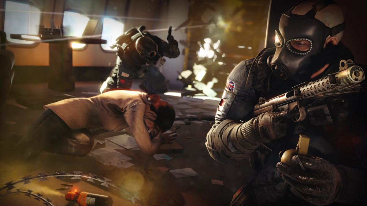 Foto 7 do jogo Tom Clancy's Rainbow Six Siege