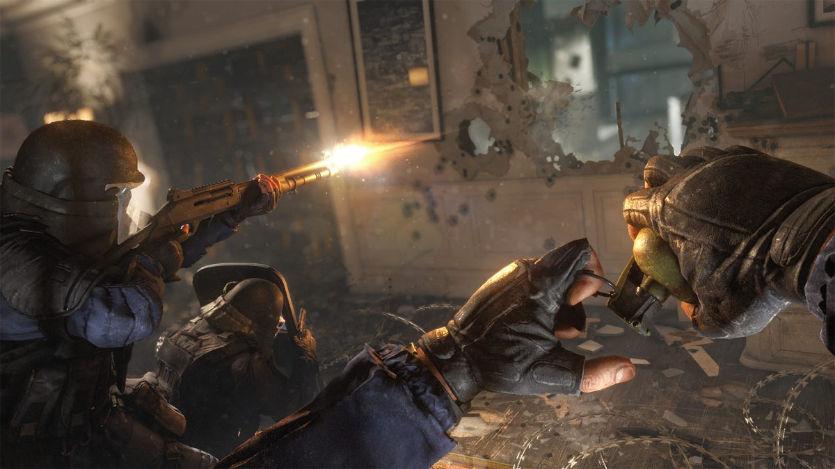 Foto 8 do jogo Tom Clancy's Rainbow Six Siege