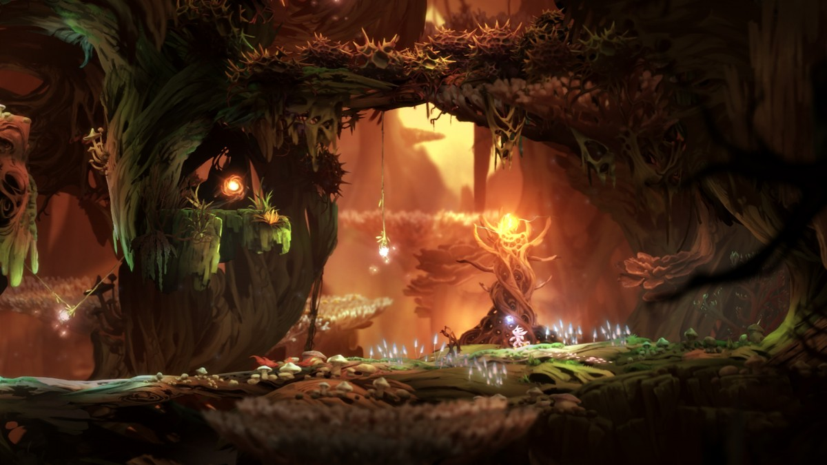 Foto 5 do jogo Ori and the Blind Forest: Definitive Edition – Review