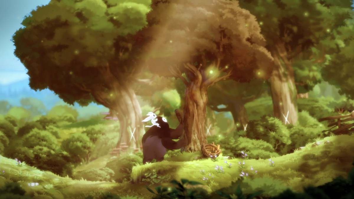 Foto 3 do jogo Ori and the Blind Forest: Definitive Edition – Review