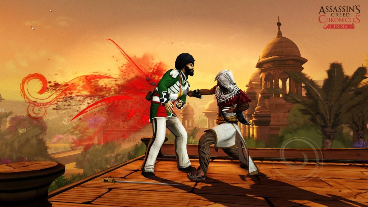 Foto 1 do jogo Assassin's Creed Chronicles: India