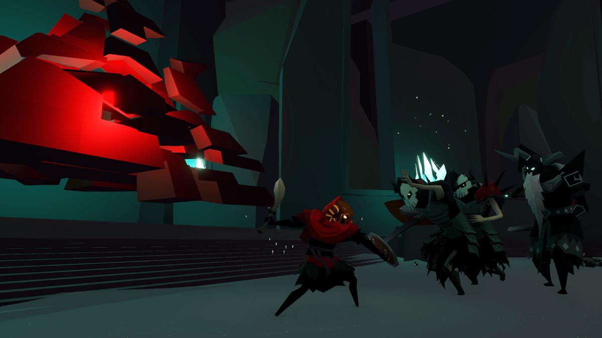 Foto 1 do jogo NECROPOLIS