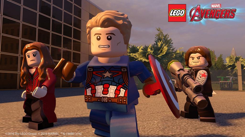 Foto 2 do jogo Lego Marvel's Avengers
