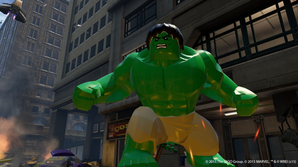 Foto 3 do jogo Lego Marvel's Avengers