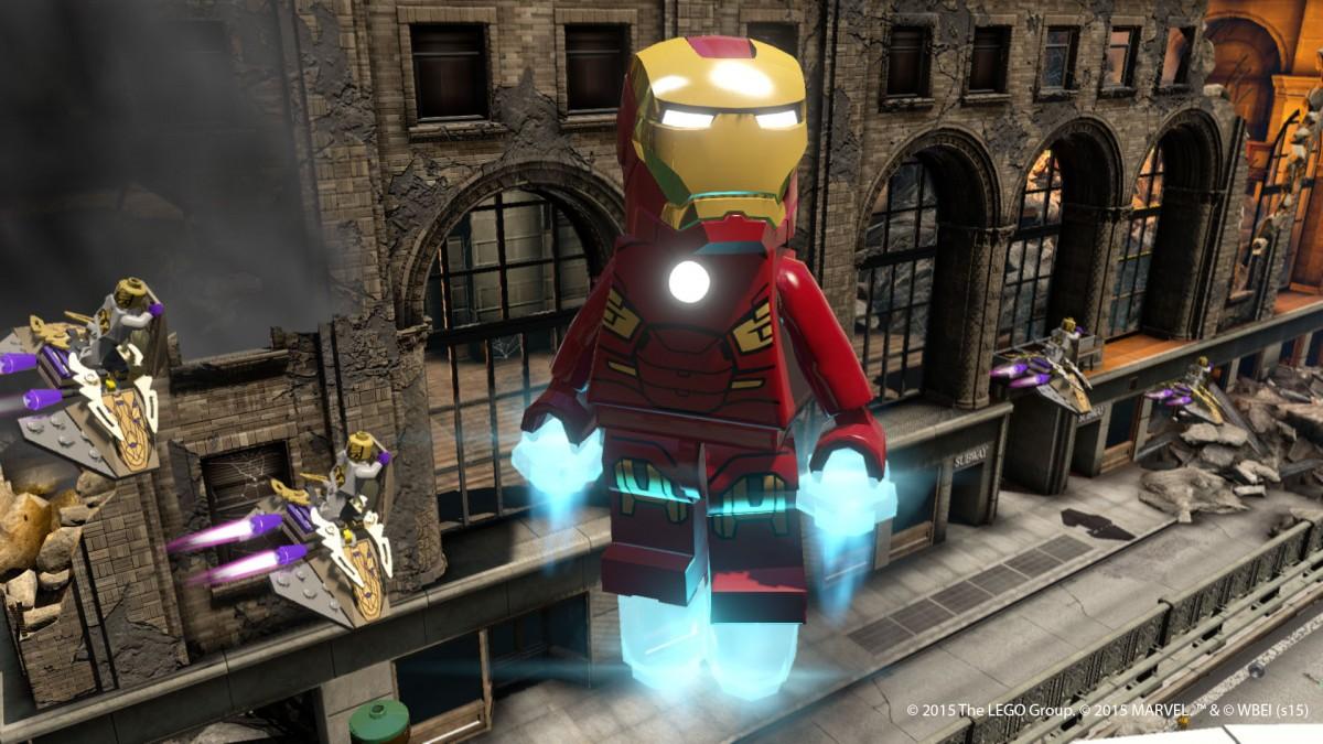 Foto 4 do jogo Lego Marvel's Avengers