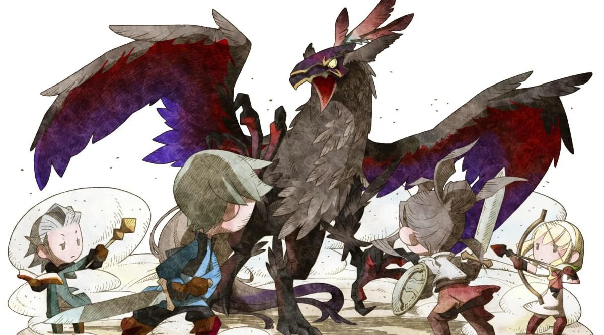 Foto 2 do jogo Final Fantasy Explorers