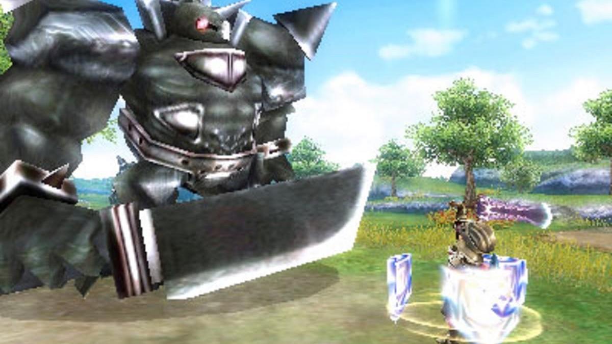 Foto 1 do jogo Final Fantasy Explorers