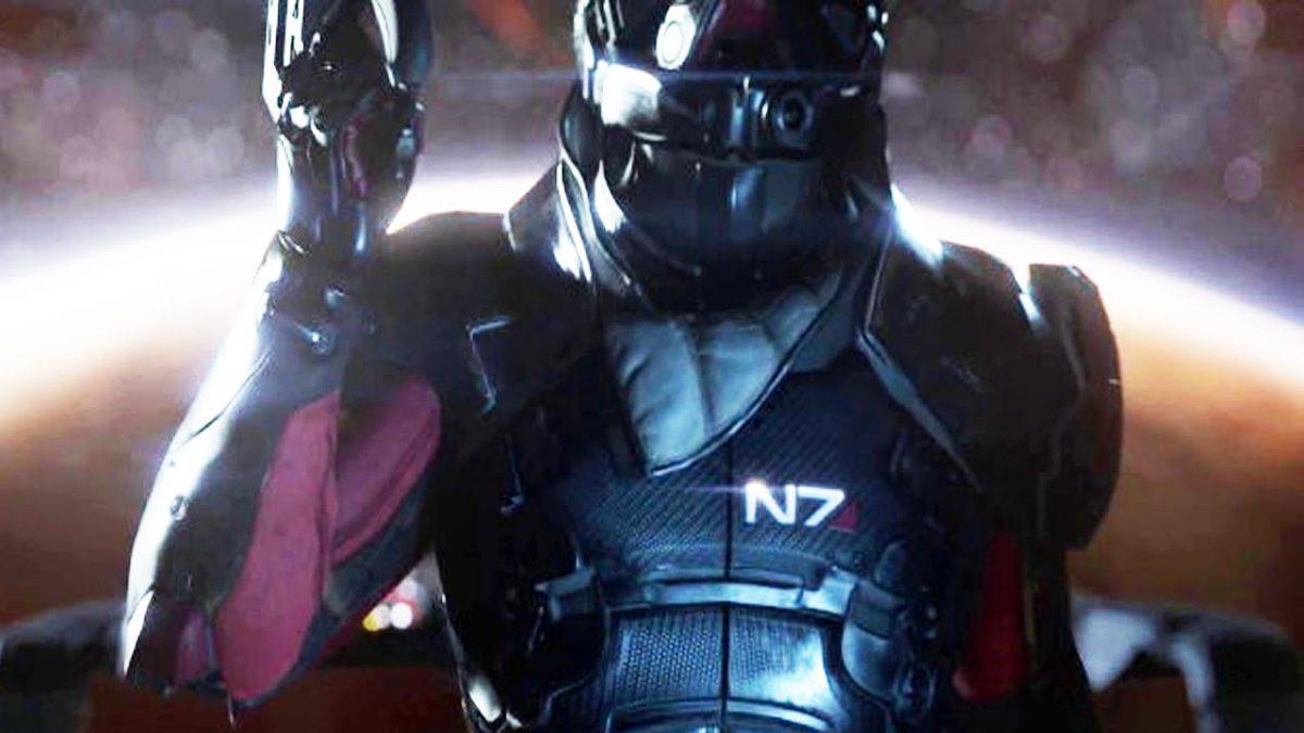 Foto 1 do jogo Mass Effect Andromeda