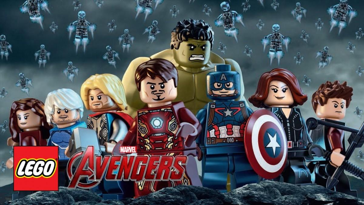 Foto 1 do jogo Lego Marvel's Avengers