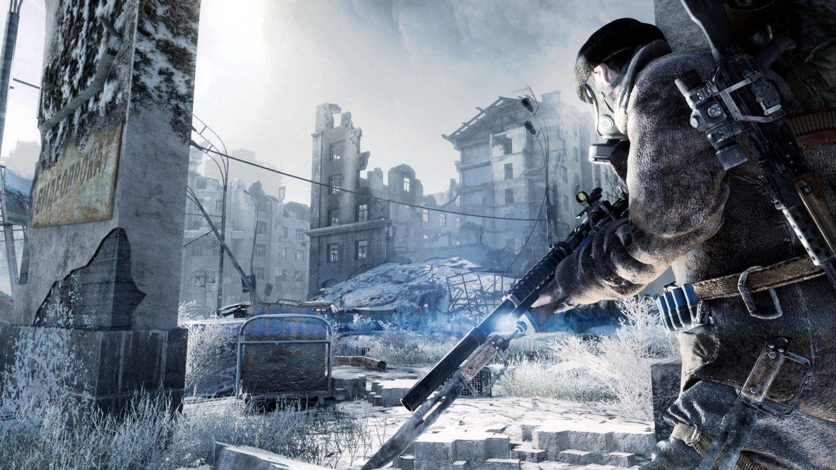 Foto 1 do jogo Metro Redux