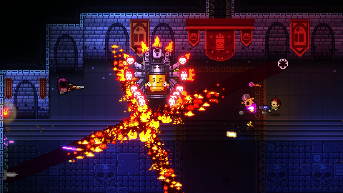 Foto 3 do jogo Enter the Gungeon