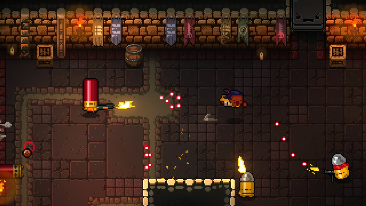 Foto 2 do jogo Enter the Gungeon