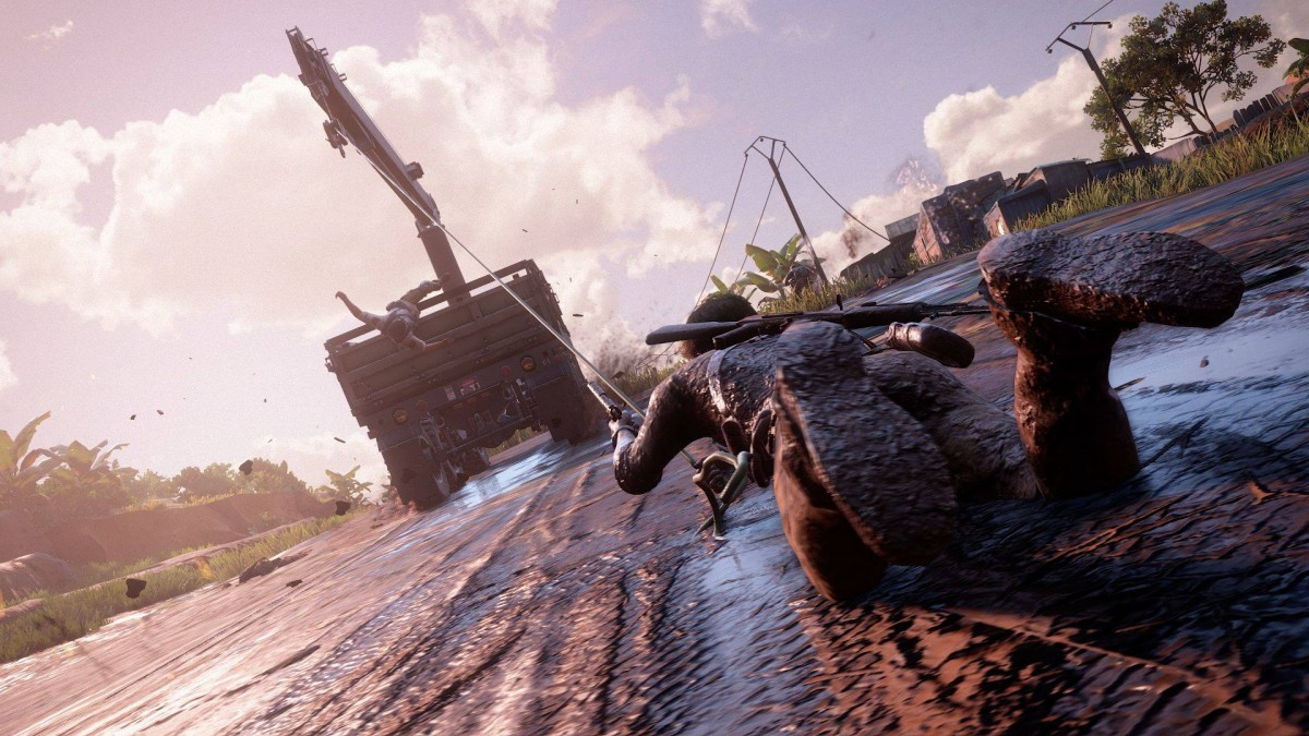 Foto 5 do jogo Uncharted 4: A Thief's End