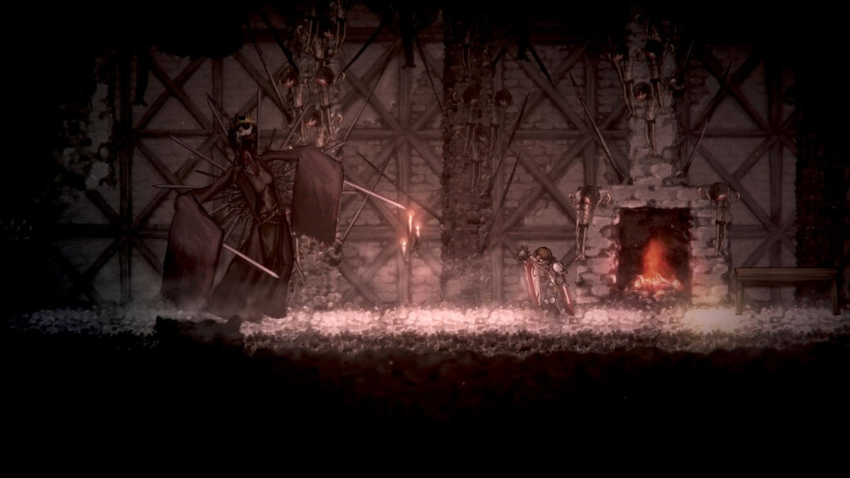 Foto 9 do jogo Salt and Sanctuary – Review