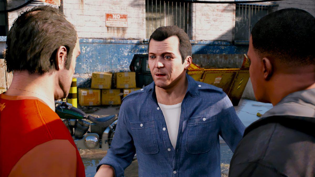 Foto 4 do jogo Grand Theft Auto V