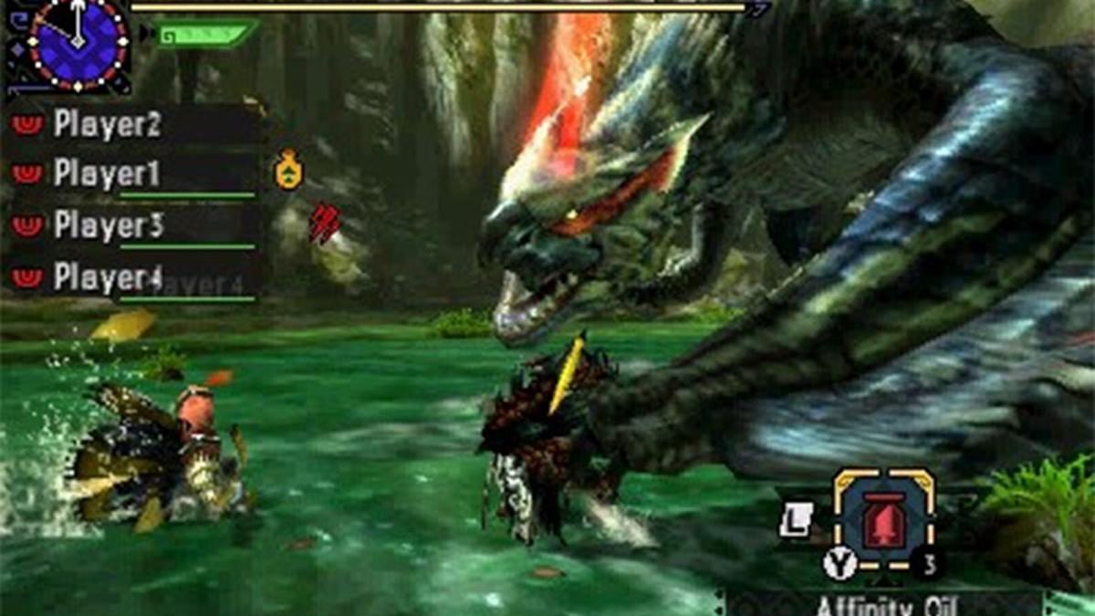 Foto 2 do jogo Monster Hunter Generations