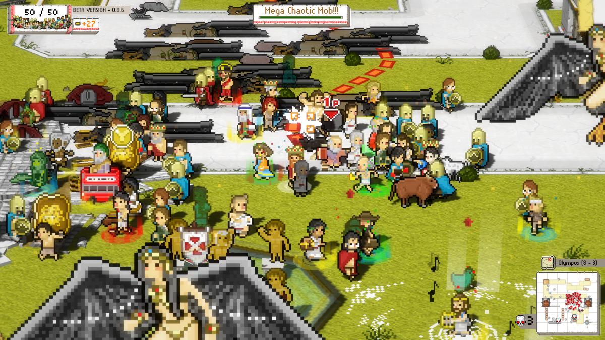 Foto 1 do jogo Okhlos