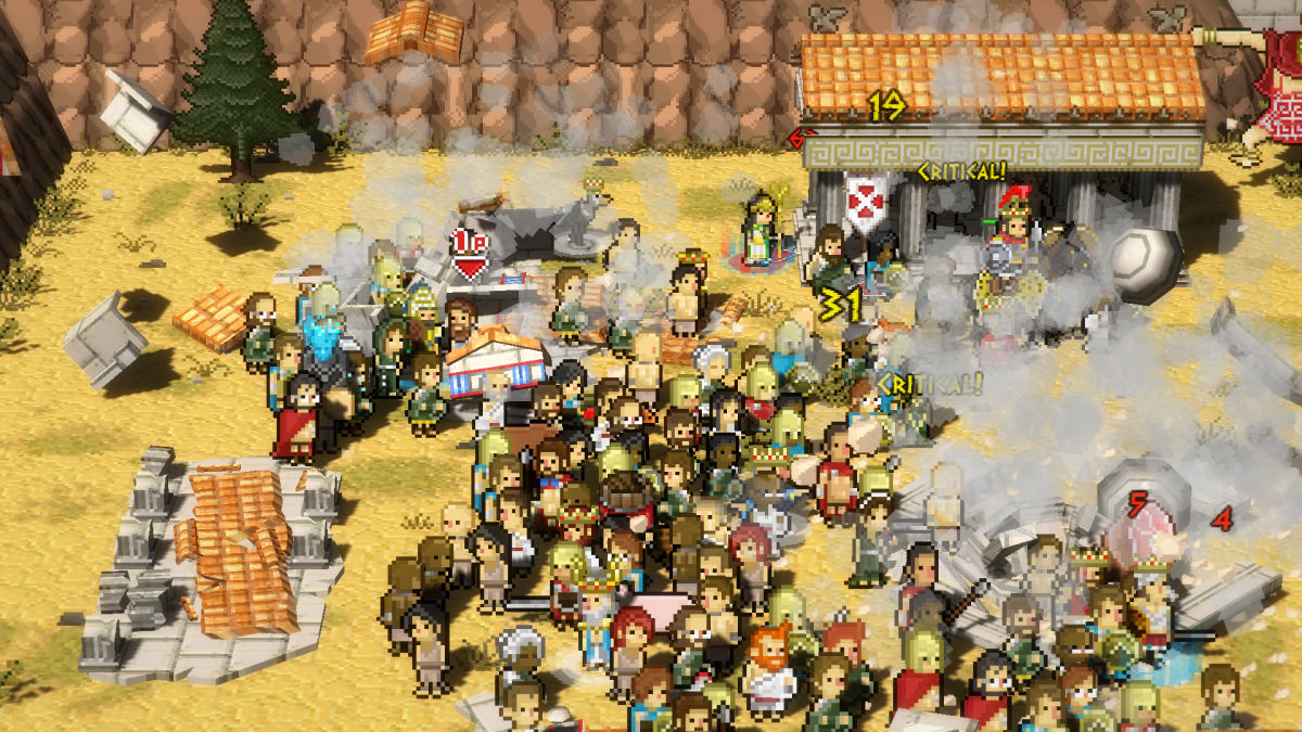 Foto 3 do jogo Okhlos