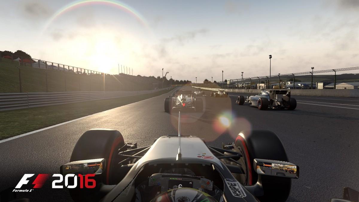 Foto 2 do jogo F1 2016