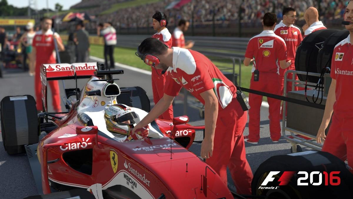 Foto 1 do jogo F1 2016