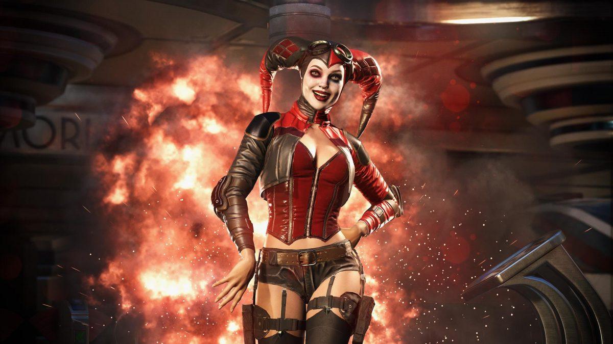 Foto 3 do jogo Injustice 2