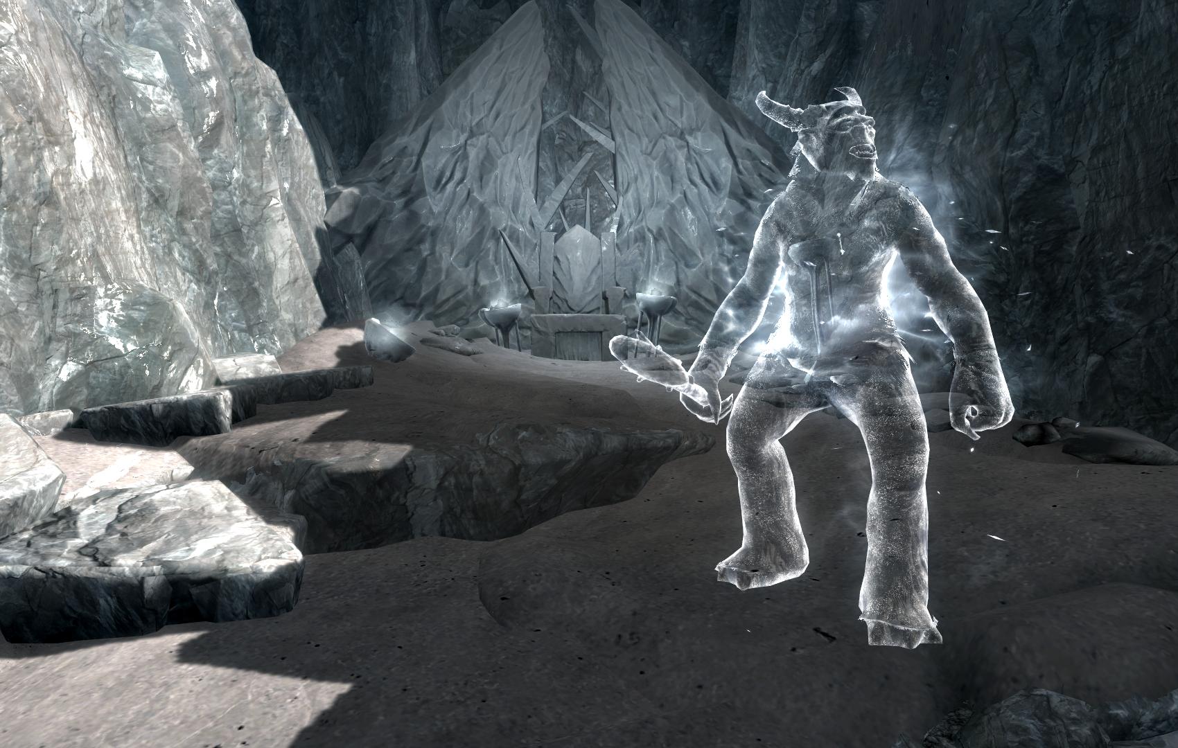 5 mini chefes escondidos de Skyrim que você provavelmente