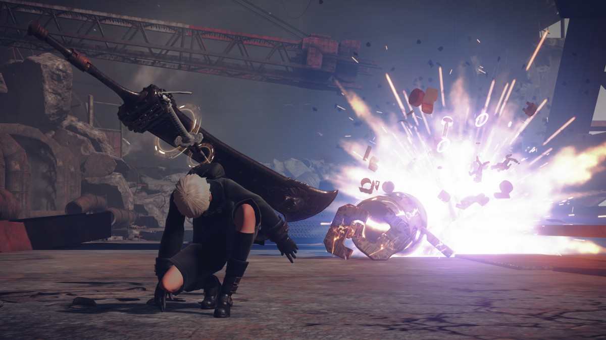 Foto 5 do jogo NieR: Automata – Review