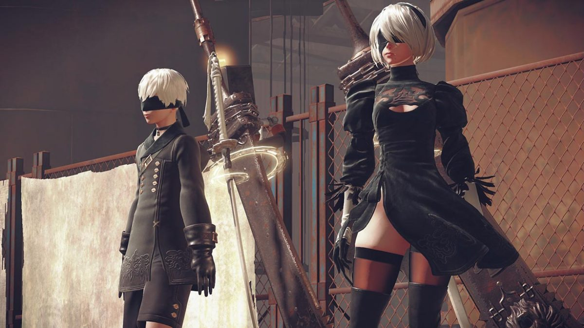Foto 2 do jogo NieR: Automata – Review