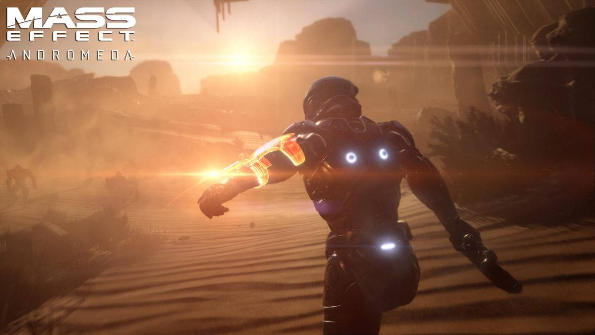 Foto 2 do jogo Mass Effect Andromeda