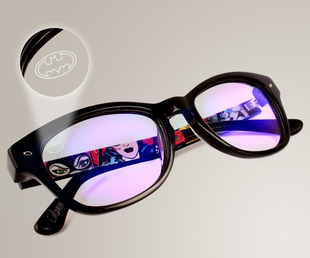 bce33da18 Chilli Beans lança linha de óculos temáticos com super-heróis da DC ...