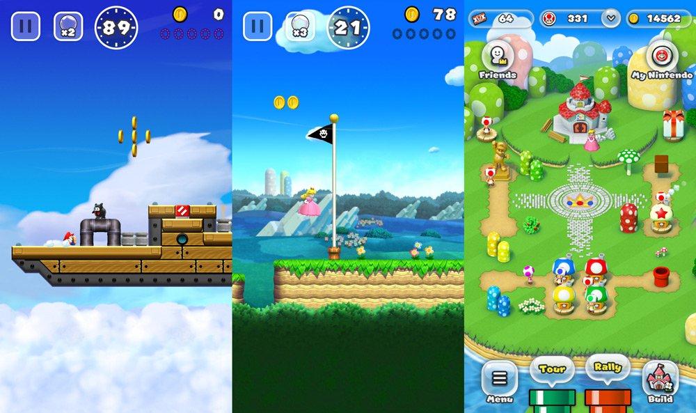 Foto 2 do jogo Super Mario Run