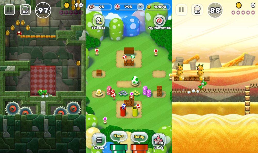 Foto 3 do jogo Super Mario Run