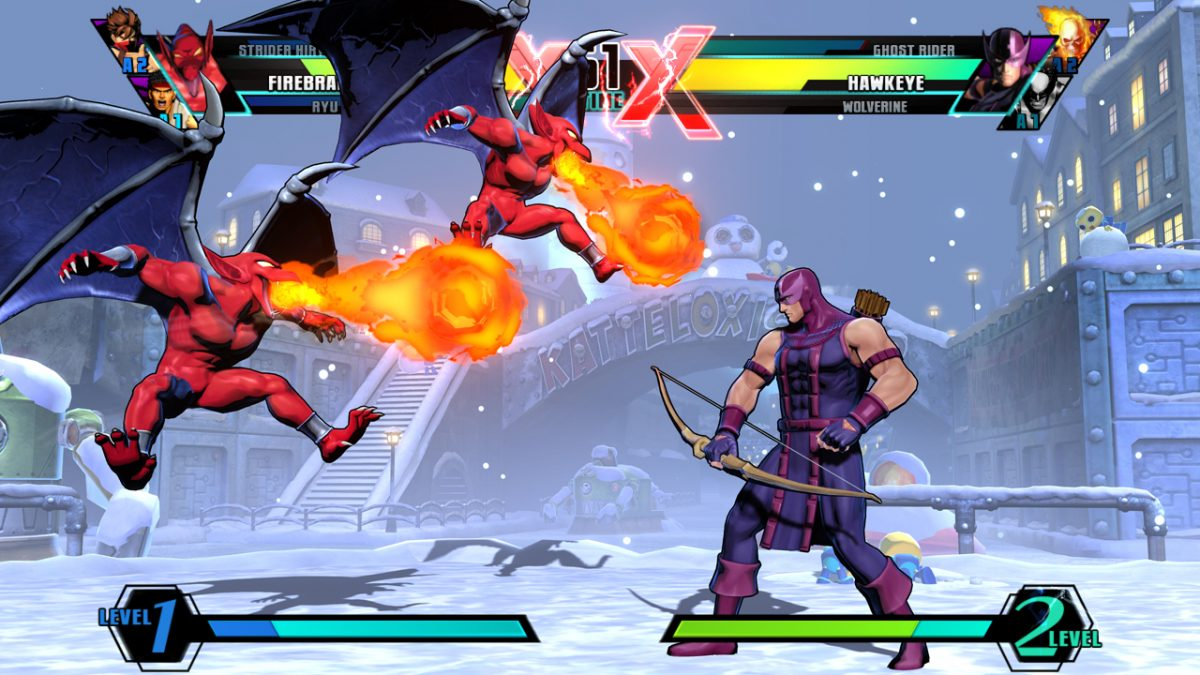 Foto 4 do jogo Ultimate Marvel vs. Capcom 3 – Review