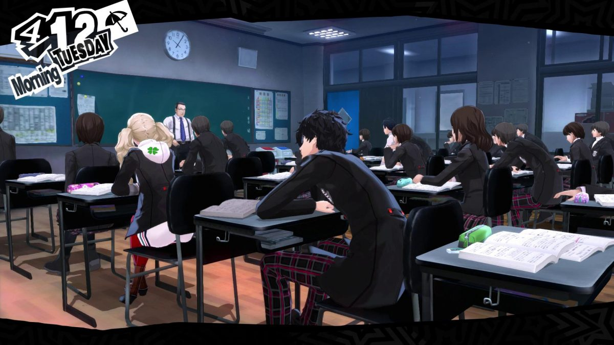 Foto 6 do jogo Persona 5 – Review