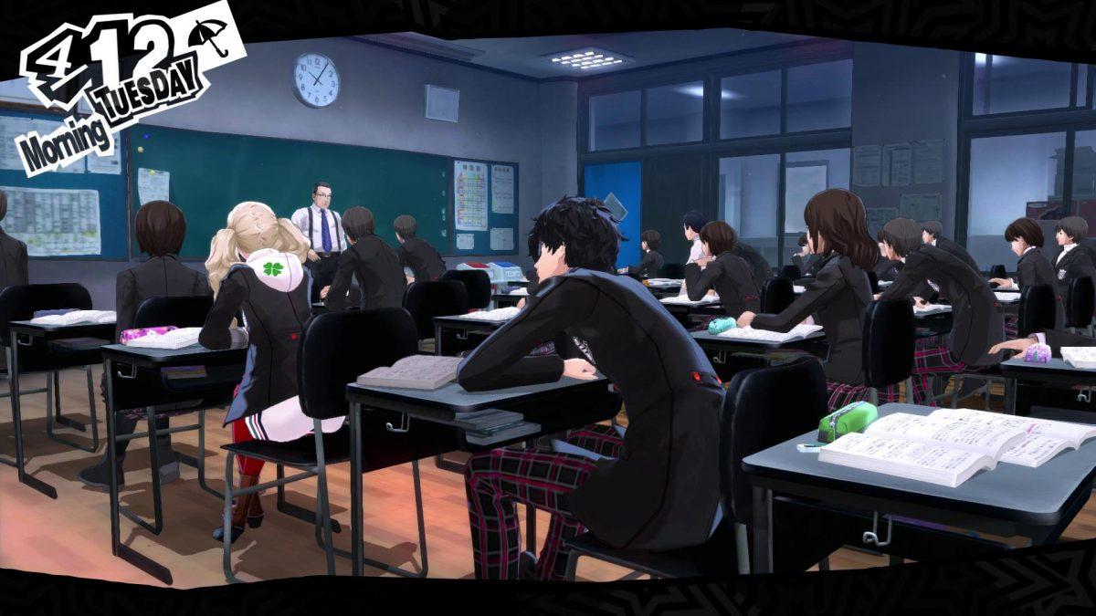Foto 31 do jogo Persona 5 – Review