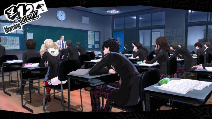 Escola de Persona 5