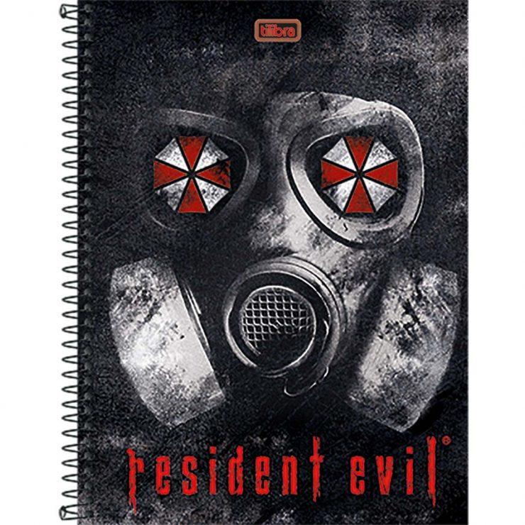 caderno-espiral-capa-dura-universitario-10-materias-resident-evil-200fls-c543fa62d372a553b14cee5f052064b5